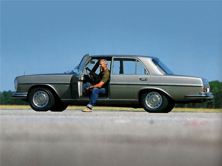 Mercedes benz s class w108 w109 classic car review for Mercedes benz w108 for sale