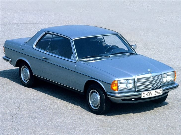 Mercedes benz e class w123 classic car review honest for Mercedes benz c123 for sale