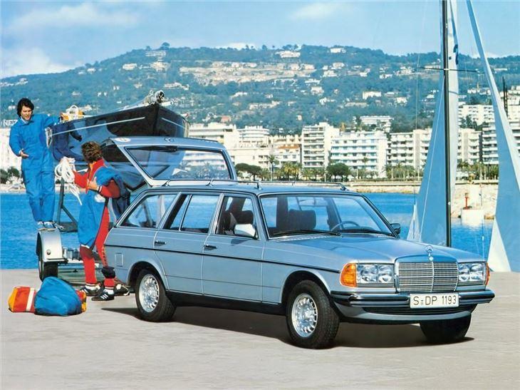 Mercedes Benz E Class W123 Classic Car Review Honest John