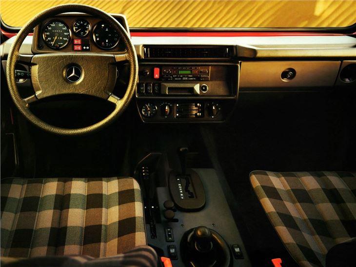 Affordable Auto Insurance >> Mercedes-Benz G-Wagen (W460) - Classic Car Review | Honest ...