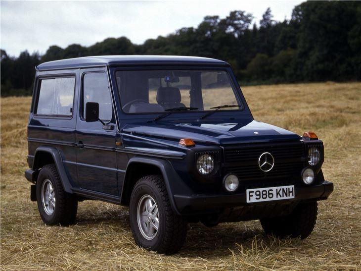 Mercedes Benz G Wagen W460 Classic Car Review Honest