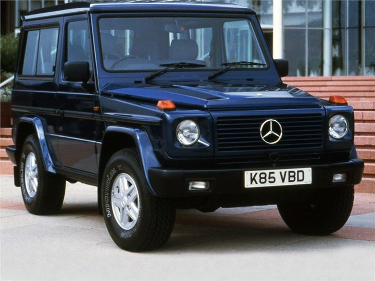 Mercedes benz g wagen w460 classic car review honest for Mercedes benz w463 for sale