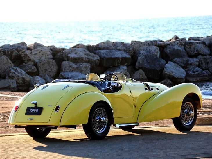 Fiat Of Palm Springs >> Allard K1/K2 - Classic Car Review | Honest John
