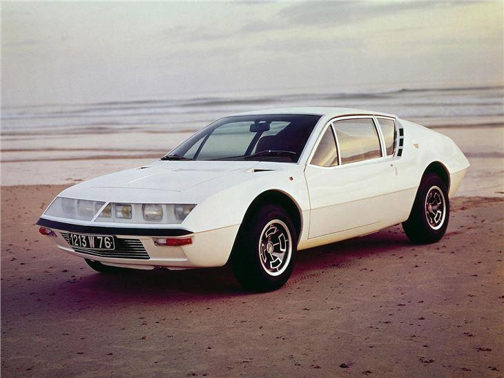 alpine a310 classic car review honest john. Black Bedroom Furniture Sets. Home Design Ideas
