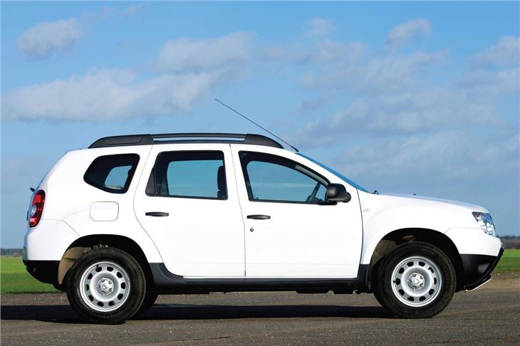 Dacia duster access 4wd road test road tests honest john for Dacia duster specifications