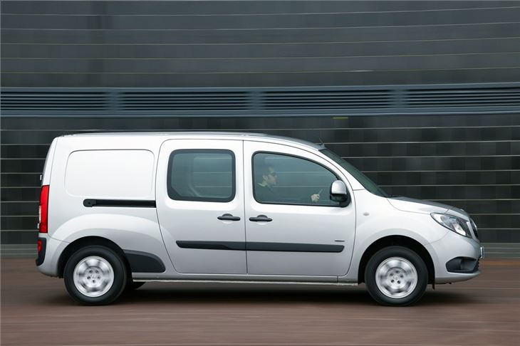 Vehicle Lease Deals >> Mercedes-Benz Citan 2013 - Van Review | Honest John