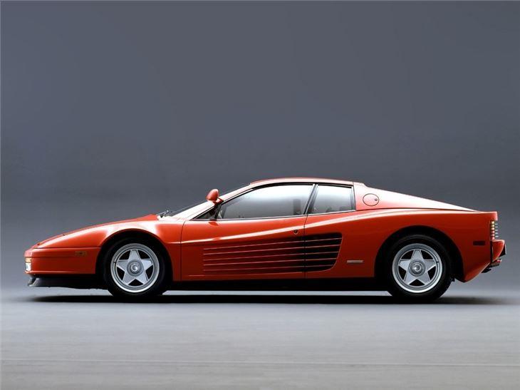 Ferrari Testarossa Classic Car Review Honest John