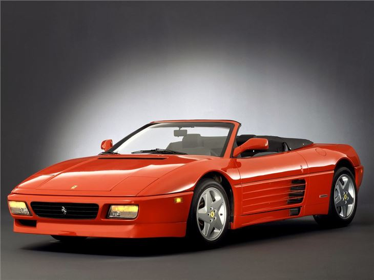 Old Car Values >> Ferrari 348 - Classic Car Review | Honest John