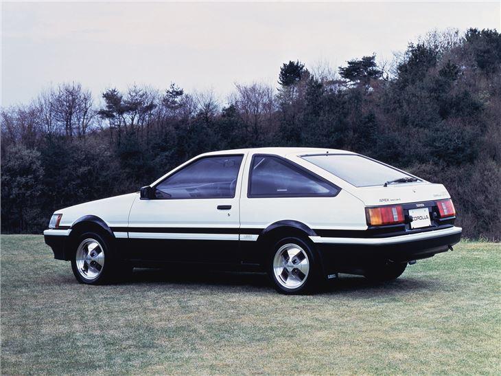 toyota corolla ae86 classic car review honest john. Black Bedroom Furniture Sets. Home Design Ideas