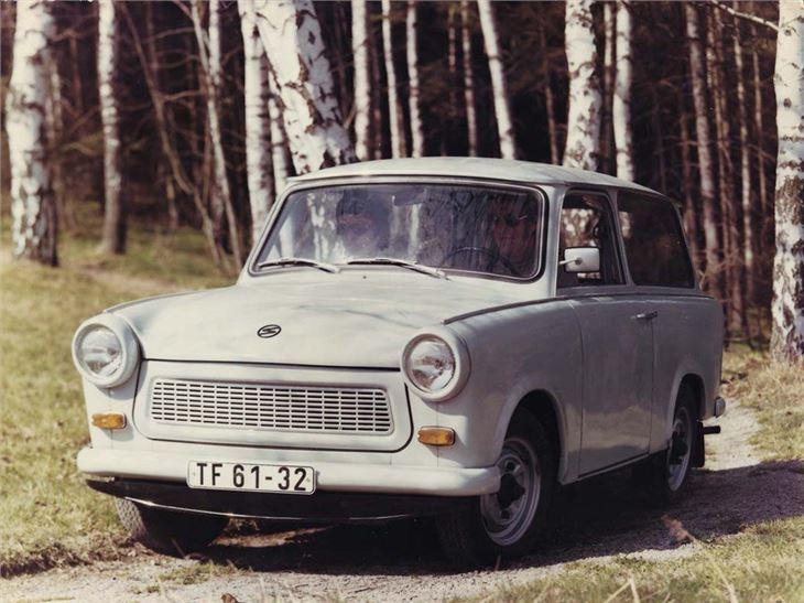 Trabant 601 Classic Car Review Honest John