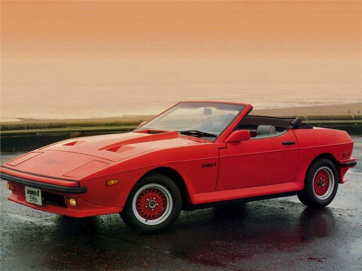 TVR Tasmin/200-450 - Classic Car Review | Honest John