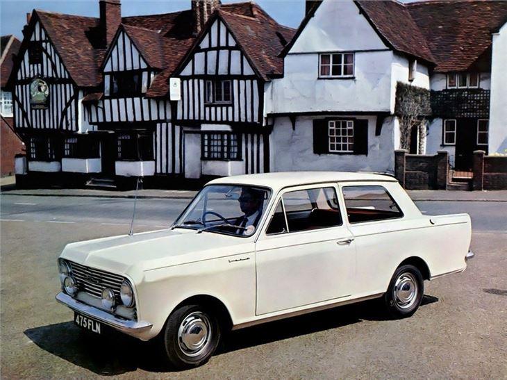 Vauxhall Viva Ha Classic Car Review Honest John