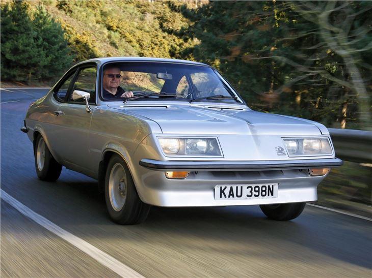 vauxhall firenza hp droopsnoot classic car review honest john. Black Bedroom Furniture Sets. Home Design Ideas