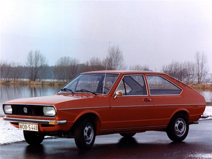 Volkswagen Passat B