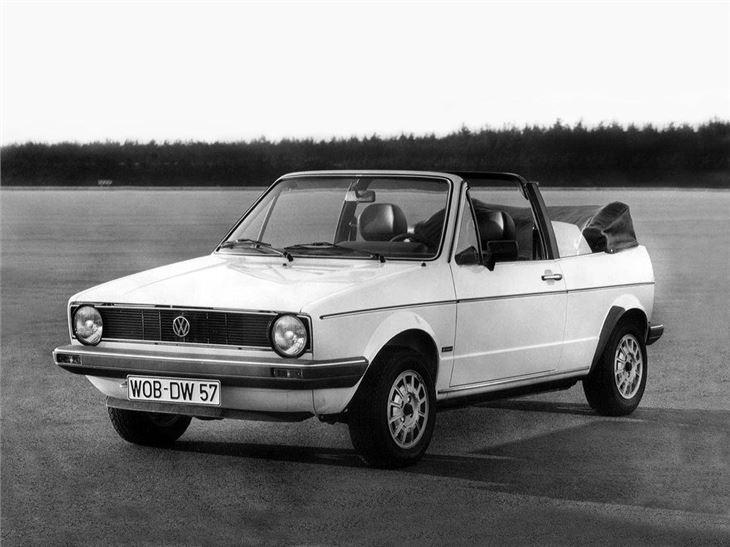 Volkswagen Golf Mk1 Cabriolet Classic Car Review Honest John