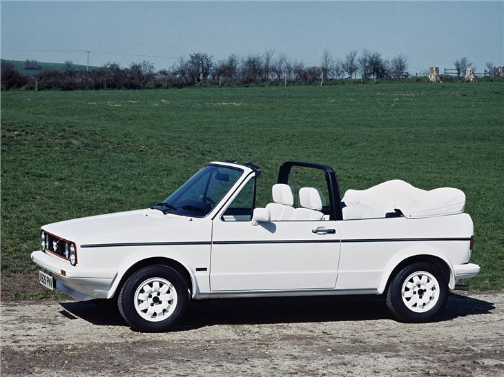 volkswagen golf mk cabriolet classic car review honest john