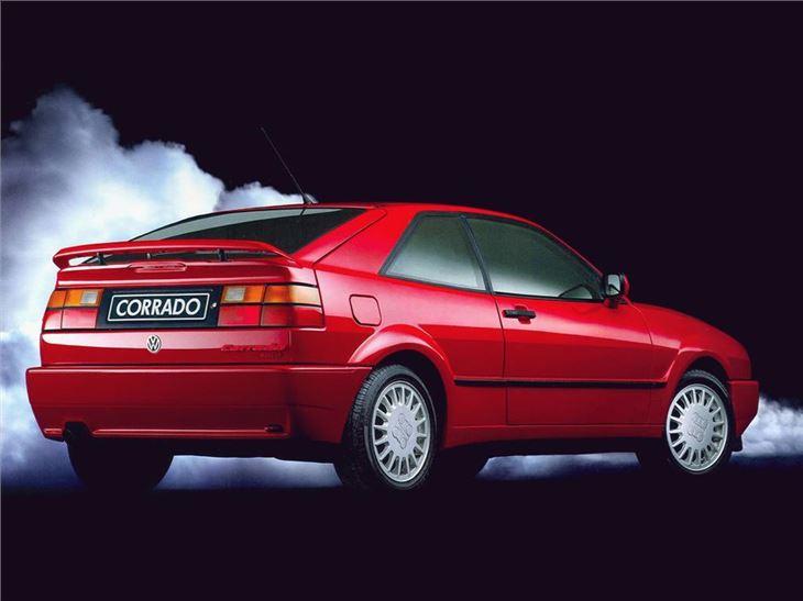 volkswagen corrado classic car review honest john