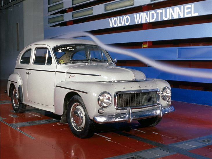 Volvo PV544 - Classic Car Review | Honest John