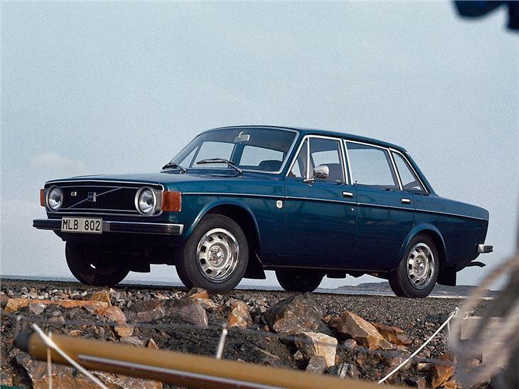 Volvo 140-Series - Classic Car Review   Honest John