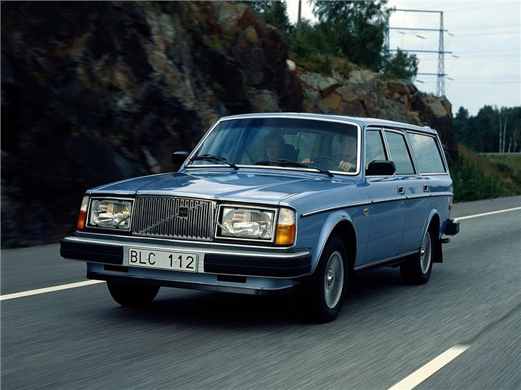 Volvo 260-Series - Classic Car Review   Honest John