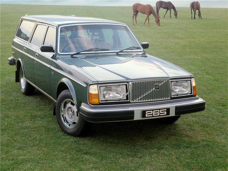 Volvo 260-Series - Classic Car Review | Honest John