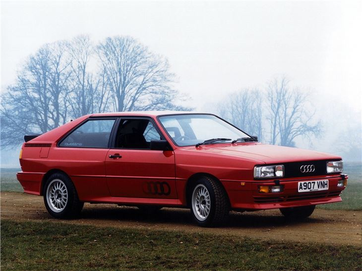 Introduction Audi Continued To Evolve The Quattro