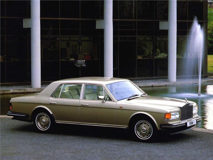 Bentley Flying Spur For Sale >> Rolls-Royce Silver Spirit/Spur - Classic Car Review ...