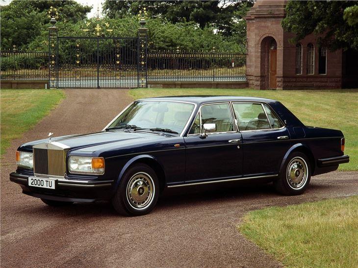 Rolls Royce Silver Spirit Spur Classic Car Review