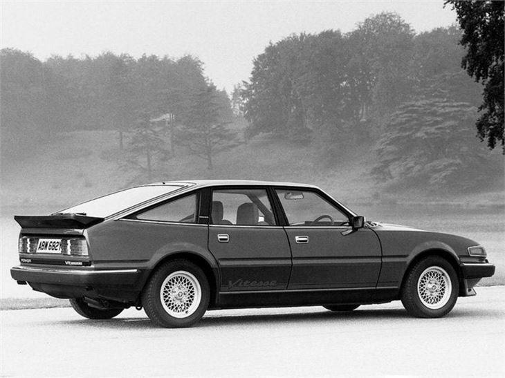 Rover SD1 - Classic Car Review | Honest John