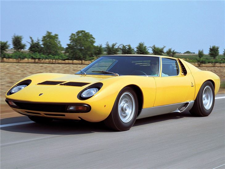 Lamborghini Miura Classic Car Review Honest John
