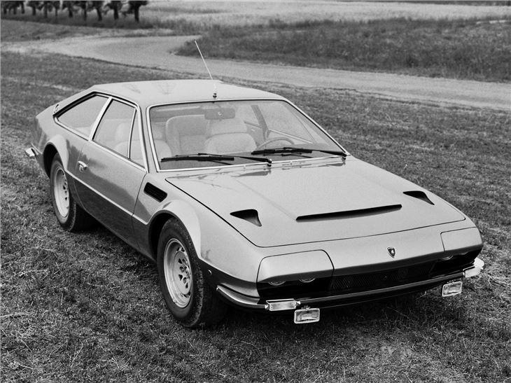 Lamborghini Jarama Classic Car Review Honest John