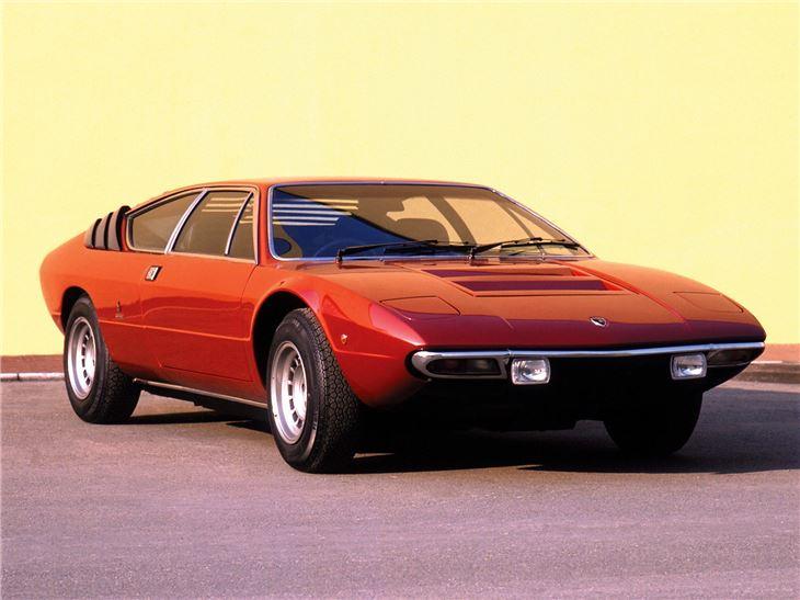 Lamborghini Urraco Classic Car Review Honest John