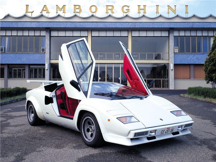 Lamborghini Countach Classic Car Review Honest John