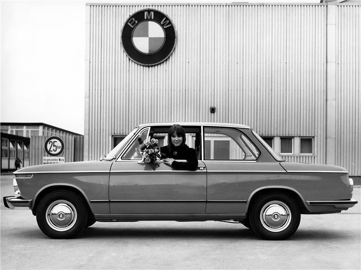 BMW 1602/1502 - Classic Car Review | Honest John