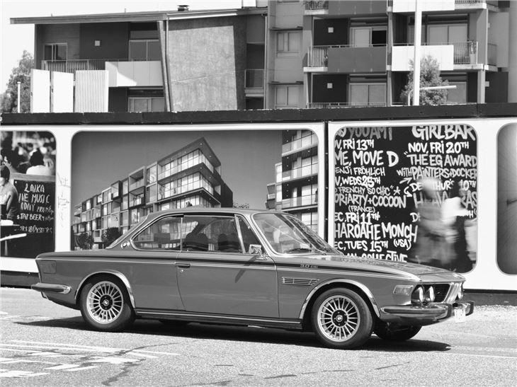 Bmw 2800cs Csa 3 0cs Csi Classic Car Review Honest John
