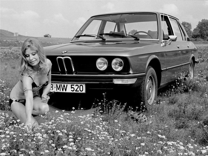 BMW 5-Series (E12) - Classic Car Review | Honest John