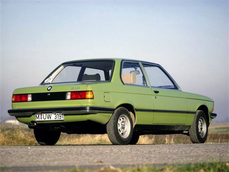 Bmw 3 series e21 classic car review honest john for Classic 3