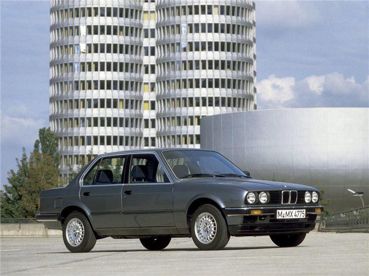 BMW 3Series E30  Classic Car Review  Honest John