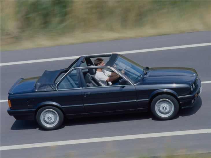 1992 bmw 325i convertible review
