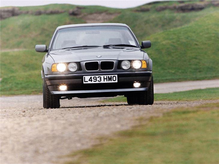 BMW 5Series E34  Classic Car Review  Honest John