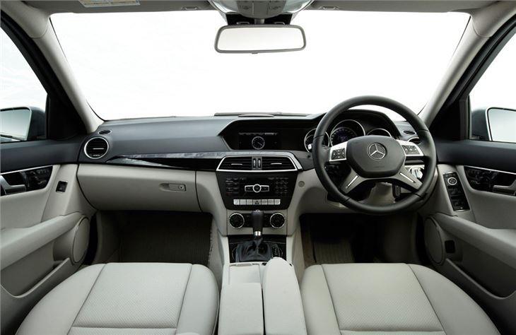 Mercedes Benz C Class Estate 2008 Car Review Honest John