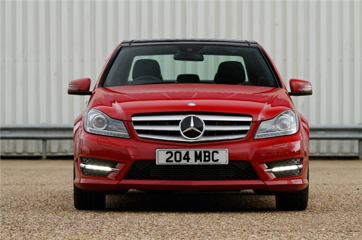Mercedes C Service A Cost