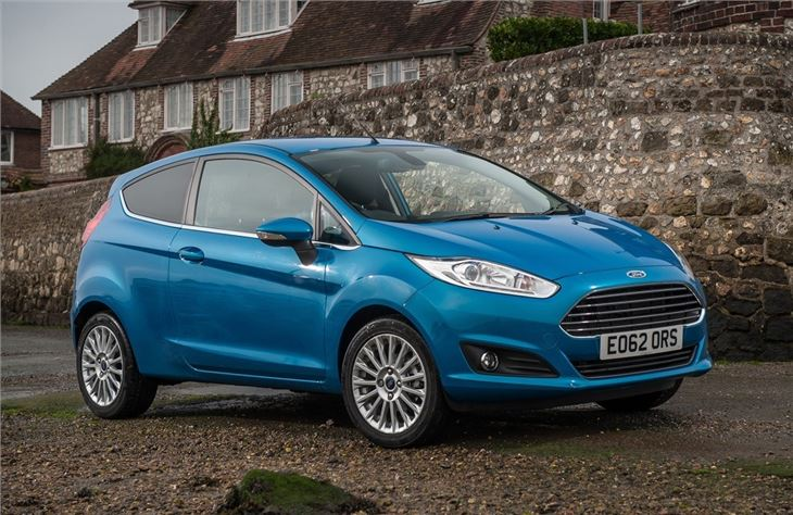 Ford Fiesta (2013u20132017) & Ford Fiesta 2013 - Car Review | Honest John markmcfarlin.com