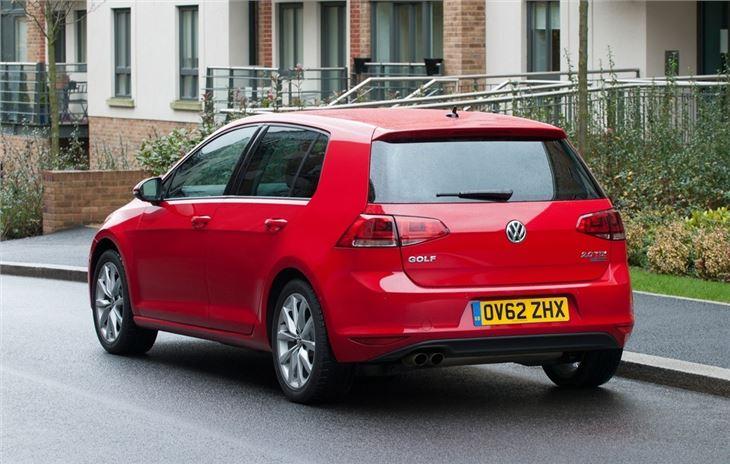 Volkswagen Golf Vii 2013 Car Review Honest John
