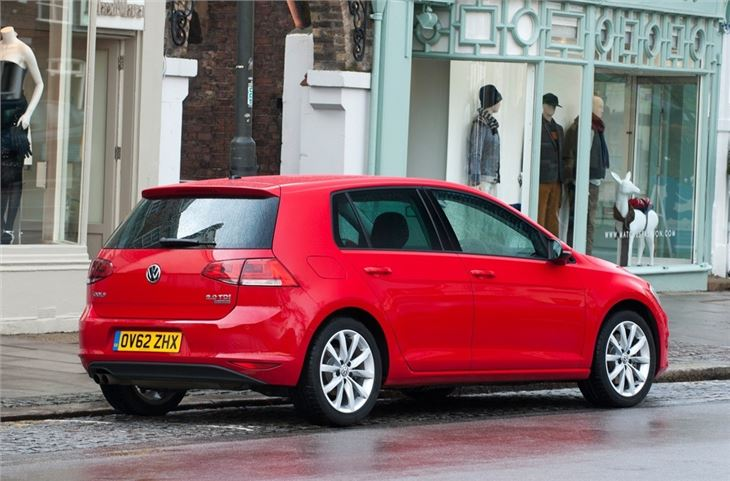 Volkswagen Golf 2013 Car Review Honest John