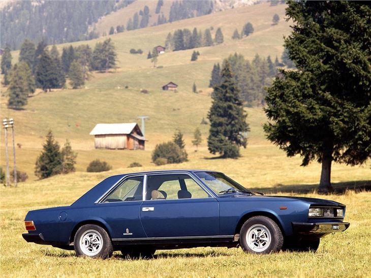 Fiat 130 Coupe Classic Car Review Honest John