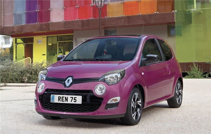 renault twingo 2012 car review honest john. Black Bedroom Furniture Sets. Home Design Ideas