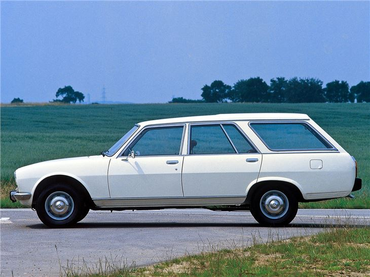 Peugeot 504 Classic Car Review Honest John