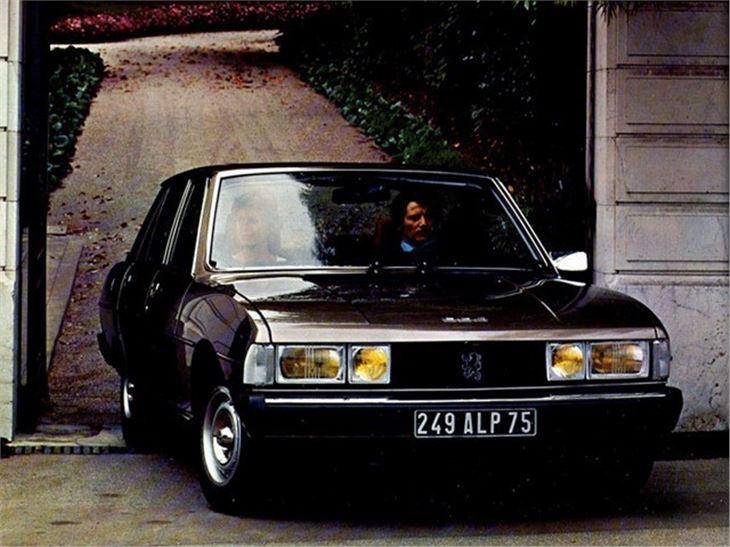 Model Cars For Sale >> Peugeot 604 - Classic Car Review | Honest John