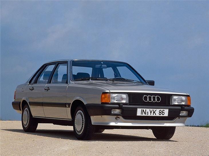 Audi 80 (B2) - Classic Car Review | Honest John